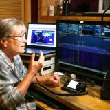 Laurie on Ham Radio